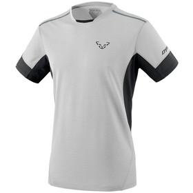 Dynafit Vert 2 Maglietta a maniche corte Uomo, bianco/nero